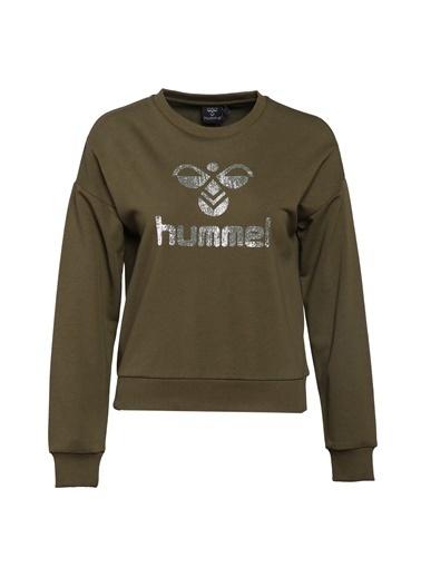Hummel Kadın Atlet Gretal 911110-6297 Yeşil